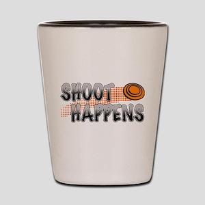 Shoot Happens Shot Glass