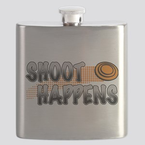 Shoot Happens Flask