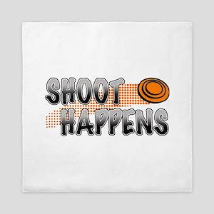 Shoot Happens Queen Duvet