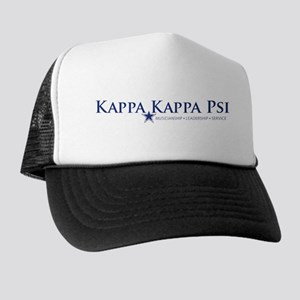 Kappa Kappa Psi Fraternity Trucker Hat