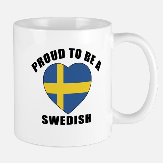 Swedish Patriotic Designs Mug