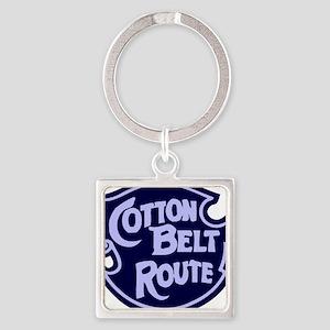 Cotton Belt Railroad Keychains