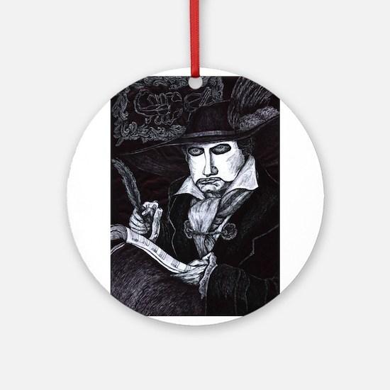 Phantom of the Opera ~ Missa Solemnis Ornament (Ro
