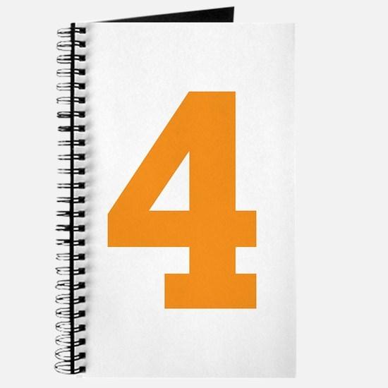 4 ORANGE # FOUR Journal