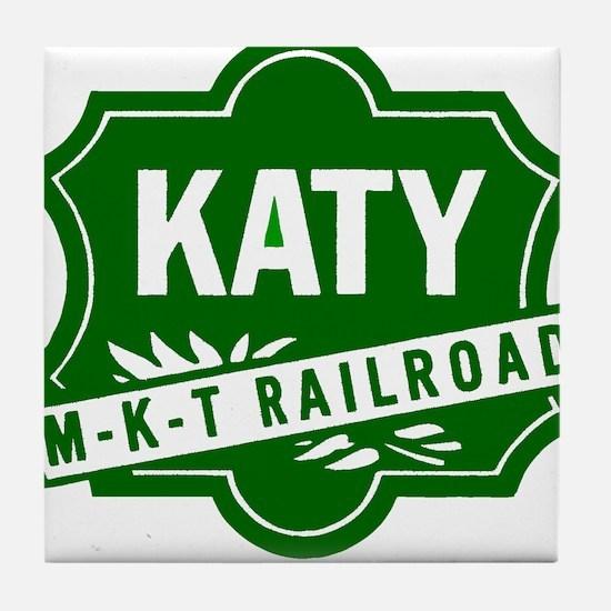 MKT Railway Tile Coaster