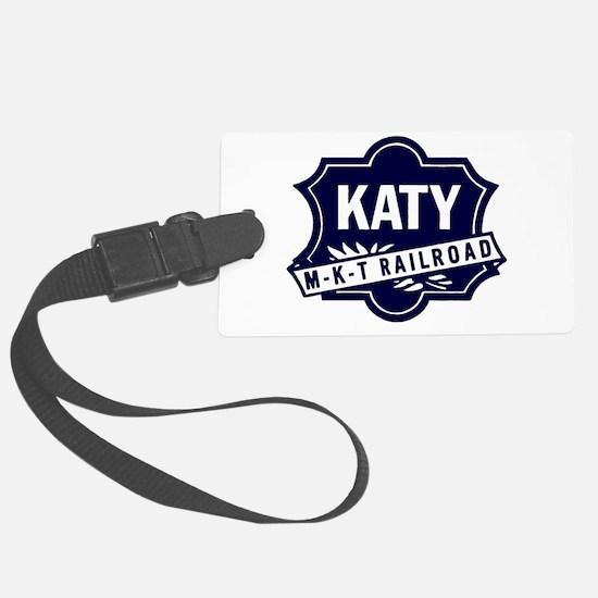 Katy Line Railway Luggage Tag