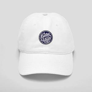 Logo Boston Albany train Cap