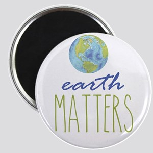 Earth Matters Magnets