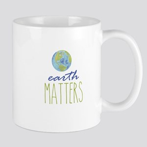 Earth Matters Mugs