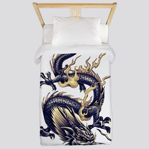 Chinese Dragon - 1 Twin Duvet Cover