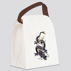 Chinese Dragon - 1 Canvas Lunch Bag
