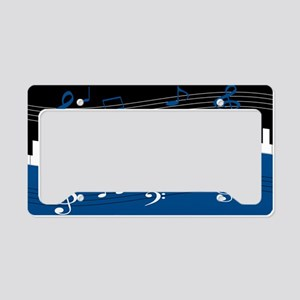 MG4U 006 License Plate Holder