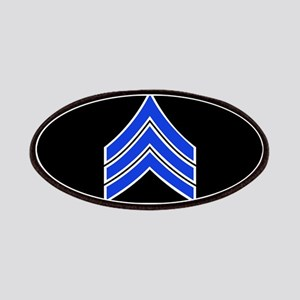 Police Sergeant (Blue) Patch