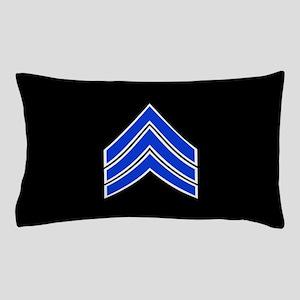 Police Sergeant (Blue) Pillow Case