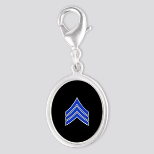 Police Sergeant (Blue) Charms
