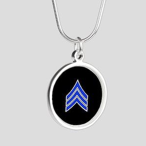 Police Sergeant (Blue) Necklaces