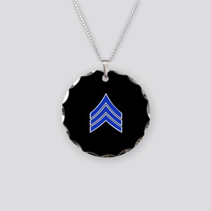 Police Sergeant (Blue) Necklace