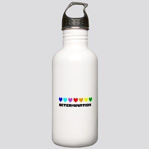 Determination Hearts - Stainless Water Bottle 1.0L