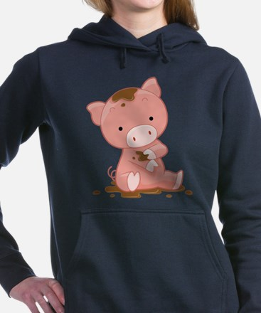 Pig in Mud Sweatshirt