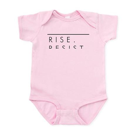 Rise. Resist. Persist. Infant Bodysuit