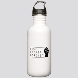 Rise. Resist. Persist. Stainless Water Bottle 1.0L