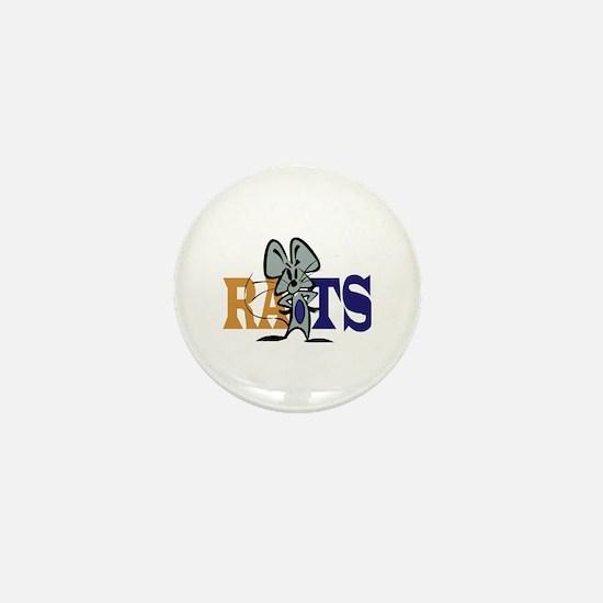 RATS! Mini Button