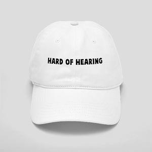 Hard of hearing Cap