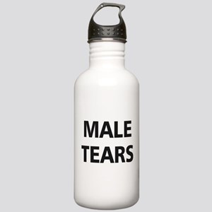Male Tears Water Bottle