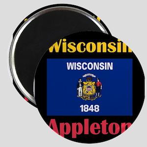 Appleton Wisconsin Magnets