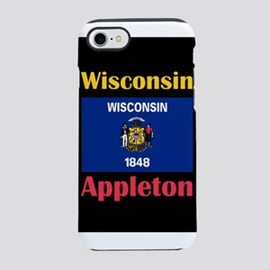Appleton Wisconsin iPhone 8/7 Tough Case