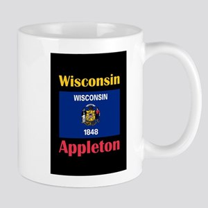 Appleton Wisconsin Mugs