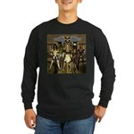 Egyptian Gods Long Sleeve T-Shirt