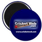 """Cricket Web 2.25"""" Magnet (10 pack)"""
