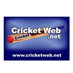 Cricket Web Postcards (Package of 8)