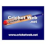 Cricket Web Poster
