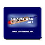 Cricket Web Mousepad