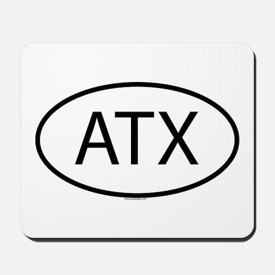 ATX Mousepad