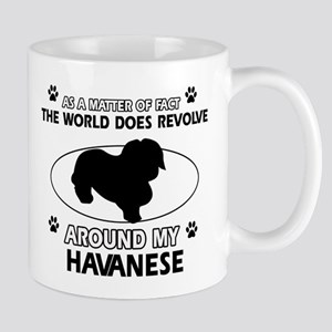 Havanese Design Mugs