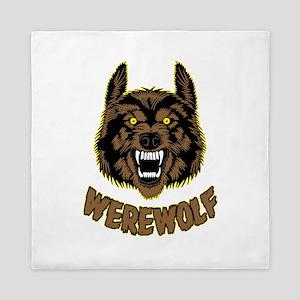 Werewolf Queen Duvet
