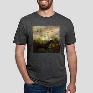 vintage hunting pointer dog T-Shirt