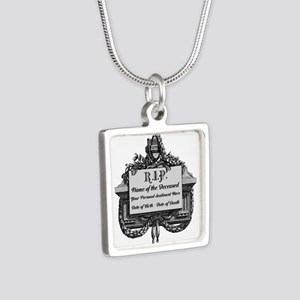 R.I.P. Personalized Necklaces