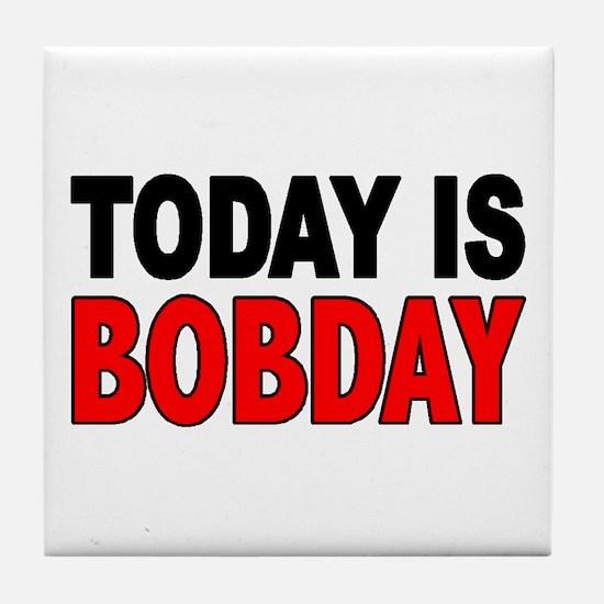 BOB Tile Coaster