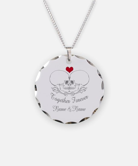 Together Forever Personalized Necklace