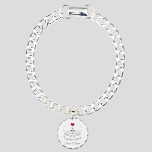 Together Forever Personalized Bracelet