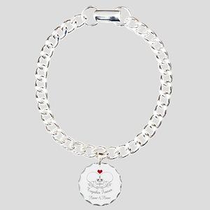 Together Forever Personalized Bracelet