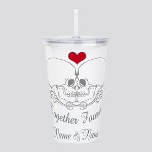 Together Forever Personalized Acrylic Double-wall