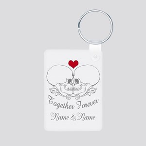 Together Forever Personalized Keychains