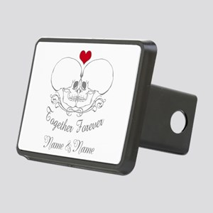 Together Forever Personalized Hitch Cover
