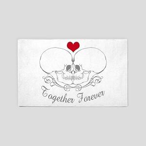 Together Forever Area Rug