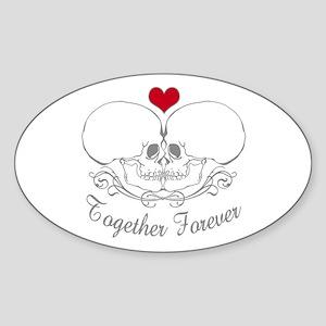 Together Forever Sticker